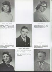 Page 16, 1959 Edition, Unity High School - Rocket Yearbook (Tolono, IL) online yearbook collection