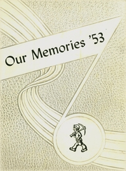 1953 Edition, Gillespie High School - Gillespian Yearbook (Gillespie, IL)