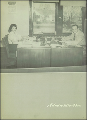 Page 10, 1954 Edition, Gillespie High School - Gillespian Yearbook (Gillespie, IL) online yearbook collection