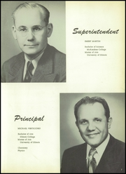 Page 11, 1954 Edition, Gillespie High School - Gillespian Yearbook (Gillespie, IL) online yearbook collection