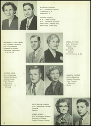 Page 12, 1954 Edition, Gillespie High School - Gillespian Yearbook (Gillespie, IL) online yearbook collection