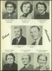 Page 14, 1954 Edition, Gillespie High School - Gillespian Yearbook (Gillespie, IL) online yearbook collection