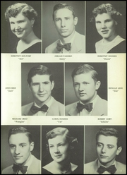 Page 17, 1954 Edition, Gillespie High School - Gillespian Yearbook (Gillespie, IL) online yearbook collection
