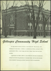 Page 6, 1954 Edition, Gillespie High School - Gillespian Yearbook (Gillespie, IL) online yearbook collection