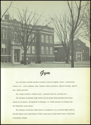 Page 7, 1954 Edition, Gillespie High School - Gillespian Yearbook (Gillespie, IL) online yearbook collection