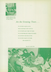 Page 7, 1959 Edition, Gillespie High School - Gillespian Yearbook (Gillespie, IL) online yearbook collection