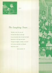 Page 8, 1959 Edition, Gillespie High School - Gillespian Yearbook (Gillespie, IL) online yearbook collection