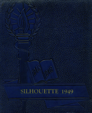 Page 1, 1949 Edition, Plano High School - Silhouette Yearbook (Plano, IL) online yearbook collection
