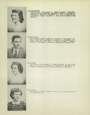 Page 10, 1949 Edition, Plano High School - Silhouette Yearbook (Plano, IL) online yearbook collection
