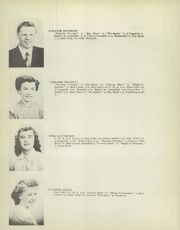 Page 12, 1949 Edition, Plano High School - Silhouette Yearbook (Plano, IL) online yearbook collection
