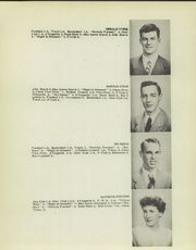 Page 13, 1949 Edition, Plano High School - Silhouette Yearbook (Plano, IL) online yearbook collection