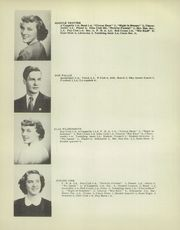Page 14, 1949 Edition, Plano High School - Silhouette Yearbook (Plano, IL) online yearbook collection