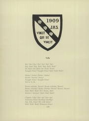 Page 16, 1909 Edition, Jamestown High School - Red and Green Yearbook (Jamestown, NY) online yearbook collection