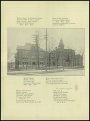 Page 10, 1911 Edition, Jamestown High School - Red and Green Yearbook (Jamestown, NY) online yearbook collection