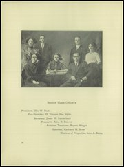 Page 16, 1911 Edition, Jamestown High School - Red and Green Yearbook (Jamestown, NY) online yearbook collection