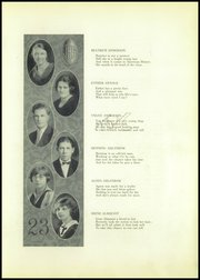 Page 13, 1923 Edition, Jamestown High School - Red and Green Yearbook (Jamestown, NY) online yearbook collection