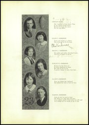 Page 14, 1923 Edition, Jamestown High School - Red and Green Yearbook (Jamestown, NY) online yearbook collection