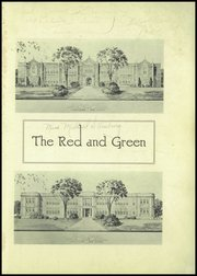Page 3, 1923 Edition, Jamestown High School - Red and Green Yearbook (Jamestown, NY) online yearbook collection