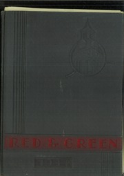 Page 1, 1934 Edition, Jamestown High School - Red and Green Yearbook (Jamestown, NY) online yearbook collection