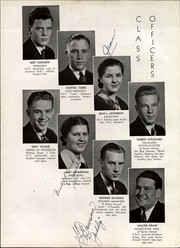 Page 16, 1936 Edition, Jamestown High School - Red and Green Yearbook (Jamestown, NY) online yearbook collection