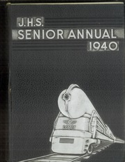 Page 1, 1940 Edition, Jamestown High School - Red and Green Yearbook (Jamestown, NY) online yearbook collection