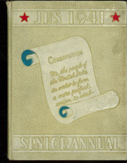 1941 Edition, Jamestown High School - Red and Green Yearbook (Jamestown, NY)