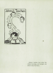 Page 11, 1946 Edition, Jamestown High School - Red and Green Yearbook (Jamestown, NY) online yearbook collection