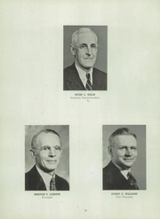 Page 14, 1946 Edition, Jamestown High School - Red and Green Yearbook (Jamestown, NY) online yearbook collection