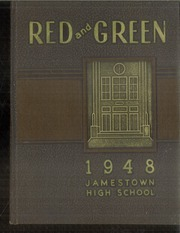 Page 1, 1948 Edition, Jamestown High School - Red and Green Yearbook (Jamestown, NY) online yearbook collection