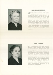 Page 14, 1948 Edition, Jamestown High School - Red and Green Yearbook (Jamestown, NY) online yearbook collection