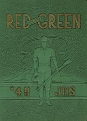 1949 Edition, Jamestown High School - Red and Green Yearbook (Jamestown, NY)