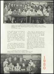 Page 13, 1950 Edition, Jamestown High School - Red and Green Yearbook (Jamestown, NY) online yearbook collection