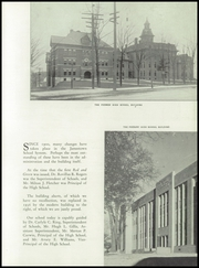 Page 15, 1950 Edition, Jamestown High School - Red and Green Yearbook (Jamestown, NY) online yearbook collection