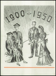 Page 6, 1950 Edition, Jamestown High School - Red and Green Yearbook (Jamestown, NY) online yearbook collection