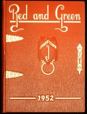 1952 Edition, Jamestown High School - Red and Green Yearbook (Jamestown, NY)