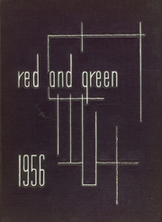 Page 1, 1956 Edition, Jamestown High School - Red and Green Yearbook (Jamestown, NY) online yearbook collection