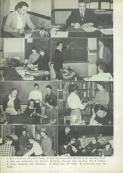 Page 10, 1956 Edition, Jamestown High School - Red and Green Yearbook (Jamestown, NY) online yearbook collection