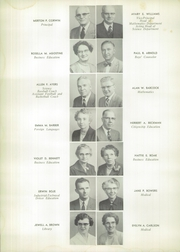 Page 12, 1956 Edition, Jamestown High School - Red and Green Yearbook (Jamestown, NY) online yearbook collection