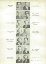 Page 13, 1956 Edition, Jamestown High School - Red and Green Yearbook (Jamestown, NY) online yearbook collection