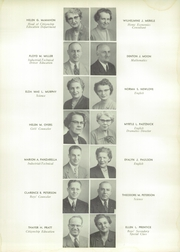 Page 15, 1956 Edition, Jamestown High School - Red and Green Yearbook (Jamestown, NY) online yearbook collection