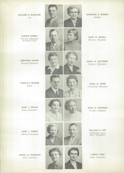 Page 16, 1956 Edition, Jamestown High School - Red and Green Yearbook (Jamestown, NY) online yearbook collection