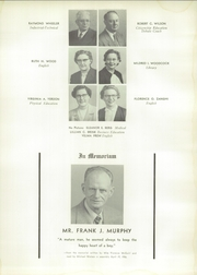 Page 17, 1956 Edition, Jamestown High School - Red and Green Yearbook (Jamestown, NY) online yearbook collection