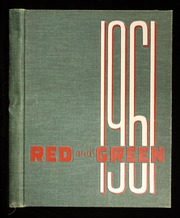 1961 Edition, Jamestown High School - Red and Green Yearbook (Jamestown, NY)