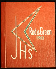 1962 Edition, Jamestown High School - Red and Green Yearbook (Jamestown, NY)