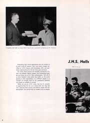 Page 12, 1965 Edition, Jamestown High School - Red and Green Yearbook (Jamestown, NY) online yearbook collection
