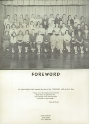 Page 6, 1955 Edition, Tuscola High School - Tuscolian Yearbook (Tuscola, IL) online yearbook collection