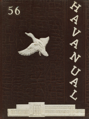 Page 1, 1956 Edition, Havana High School - Havanual Yearbook (Havana, IL) online yearbook collection