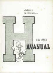Page 5, 1956 Edition, Havana High School - Havanual Yearbook (Havana, IL) online yearbook collection