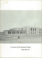 Page 6, 1956 Edition, Havana High School - Havanual Yearbook (Havana, IL) online yearbook collection
