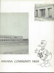 Page 7, 1956 Edition, Havana High School - Havanual Yearbook (Havana, IL) online yearbook collection